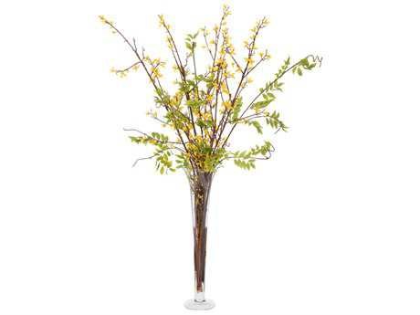 John Richard Transitional Fresh Water Look Early Moments Decorative Floral Arrangement