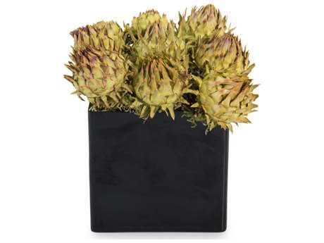 John Richard African Artichoke Floral Arrangement