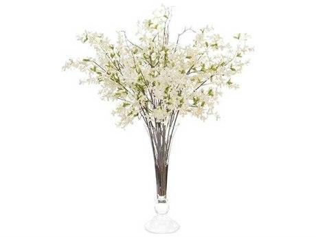 John Richard Trumpet Blossoms Floral Arrangement