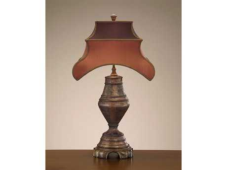 John Richard Wood - Copper Table Lamp