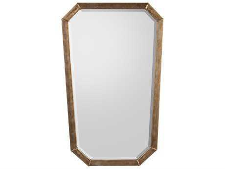 John Richard 35 X 49 Mirrored Frame Wall Mirror Jrjrm0384
