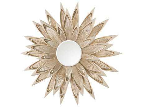 John Richard 63'' Round Mirrors Avery Large Wall Mirror