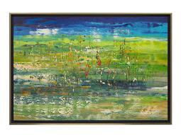 John Richard Jinlu Carousel Painting
