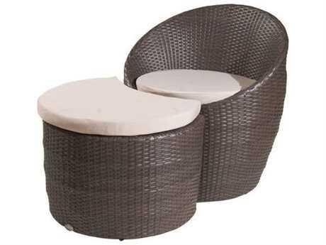 Jaavan Bali Wicker Lounge Set