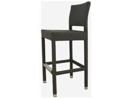 Feruci Venice Wicker Bar Stool PatioLiving