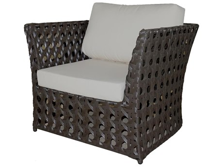 Feruci Open Wicker Lounge Chair PatioLiving