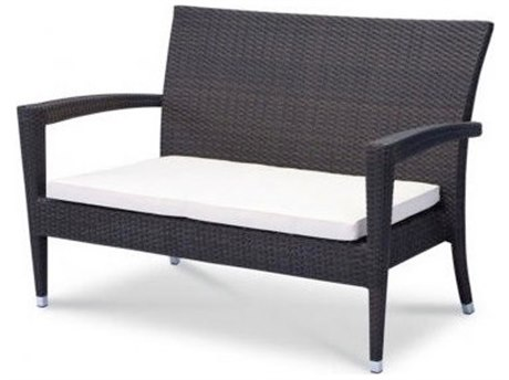 Feruci Sobe Deluxe Wicker Loveseat