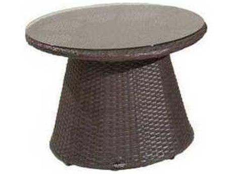 Feruci Zen Wicker 24D Round Coffee Table PatioLiving