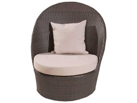 Feruci Zen Wicker Lounge Chair