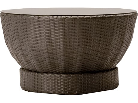 Feruci Tower Wicker Coffee Table PatioLiving