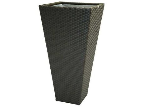 Feruci Wicker Planter 26 with Inner Box PatioLiving