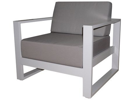 Feruci Aruba Aluminum Lounge Chair PatioLiving