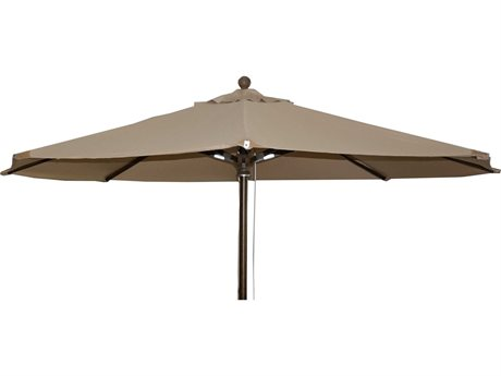 Feruci Wood Market 10 Round Umbrella