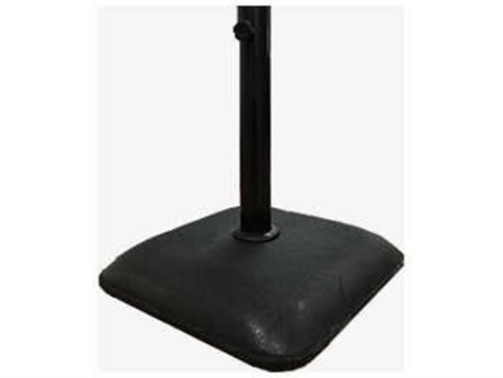 Feruci Concrete Filled 12W x 12D Square Residential Umbrella Base
