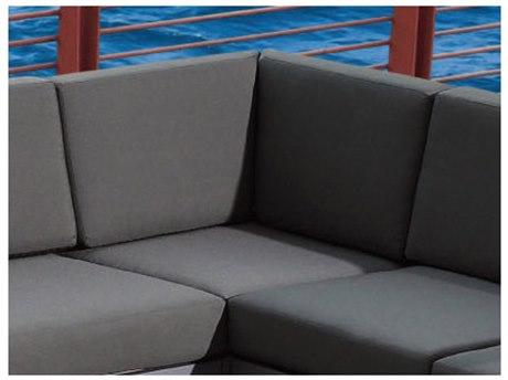 Feruci Aruba Aluminum Corner Lounge Chair