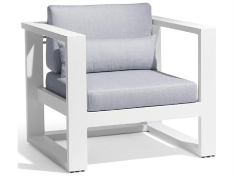 Feruci Aruba Aluminum Lounge Chair