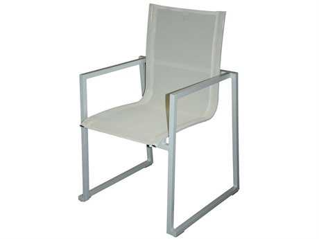 Jaavan Pure Aluminum Dining Chair