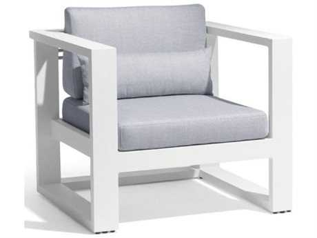Jaavan Pure Aluminum Lounge Chair