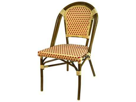 Jaavan Cafe Teak Saint-Tropez Dining Side Chair