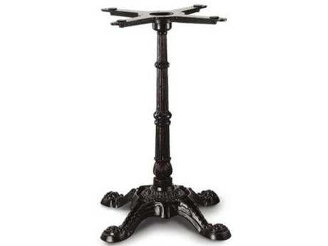 Jaavan Table Cast Iron Base