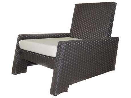 Jaavan Aston Wicker Lounge Chair
