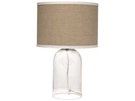 Jamie Young Company Amdo Clear Table Lamp
