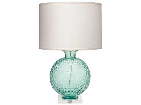 Jamie Young Company Clark Aqua Table Lamp