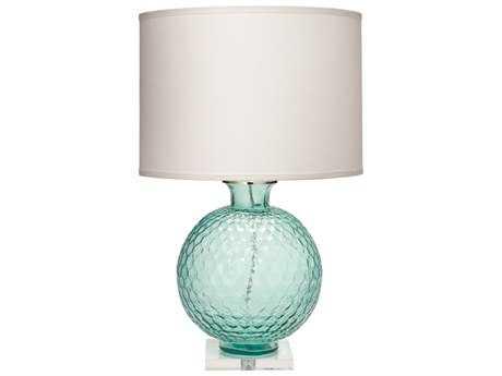 Jamie Young Company Clark Aqua Table Lamp
