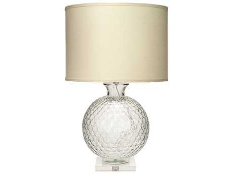 Jamie Young Company Clark Clear Table Lamp