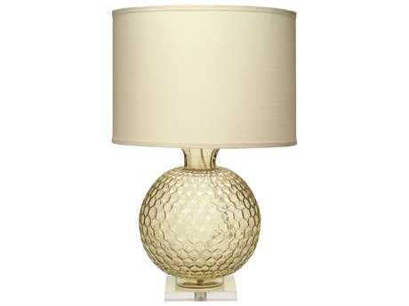 Jamie Young Company Clark Taupe Table Lamp