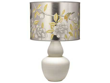 Jamie Young Company Gourd White Table Lamp