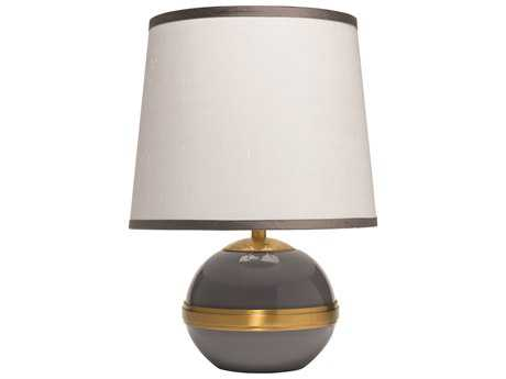Jamie Young Company Stockholm Dove Gray Accent Table Lamp