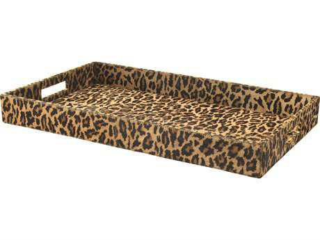 Jamie Young Company Leopard Tray