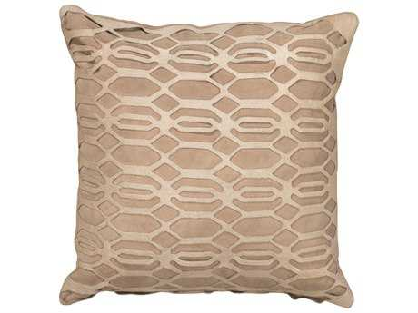Jamie Young Company Link Beige Pillow