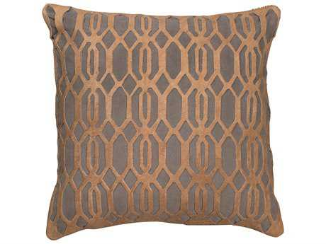 Jamie Young Company Link Slate Pillow