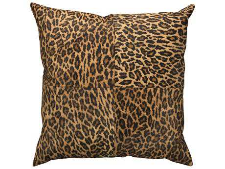 Jamie Young Company Leopard Hide Pillow