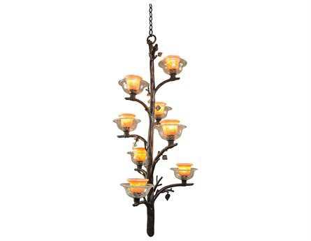 Kalco Lighting Cottonwood Eight-Light Pendant