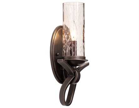 Kalco Lighting Grayson Heirloom Bronze ADA Wall Sconce