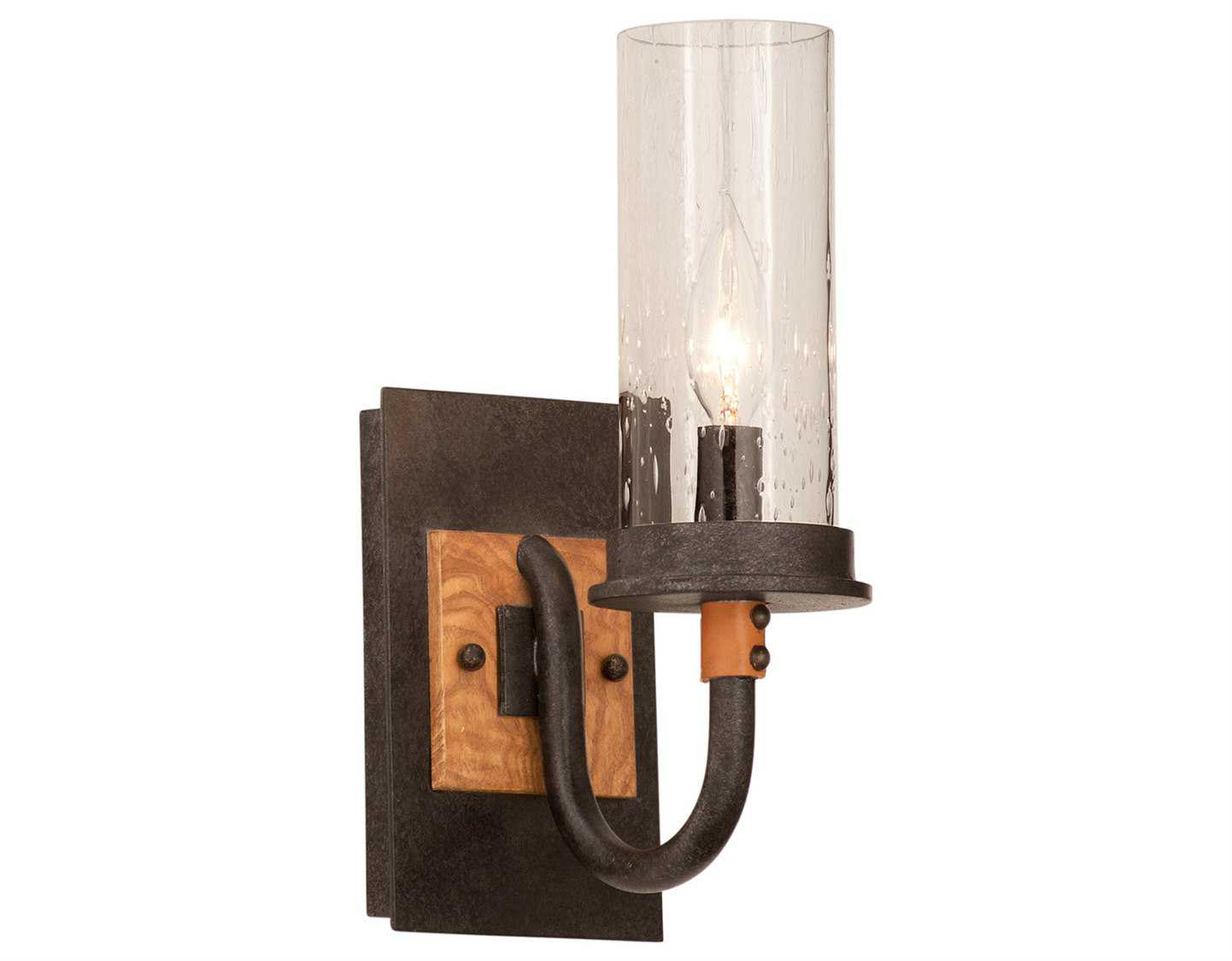 Kalco Lighting Bentham Natural Iron Wall Sconce KA2711