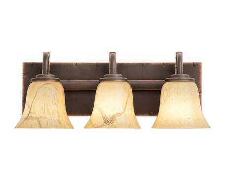 Kalco Lighting Penrith Three-Light Vanity Light