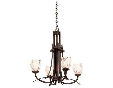 Kalco Lighting Penrith Four-Light 26'' Wide Chandelier