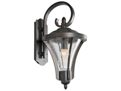 Kalco Lighting Lincoln Antique Copper Wall Sconce
