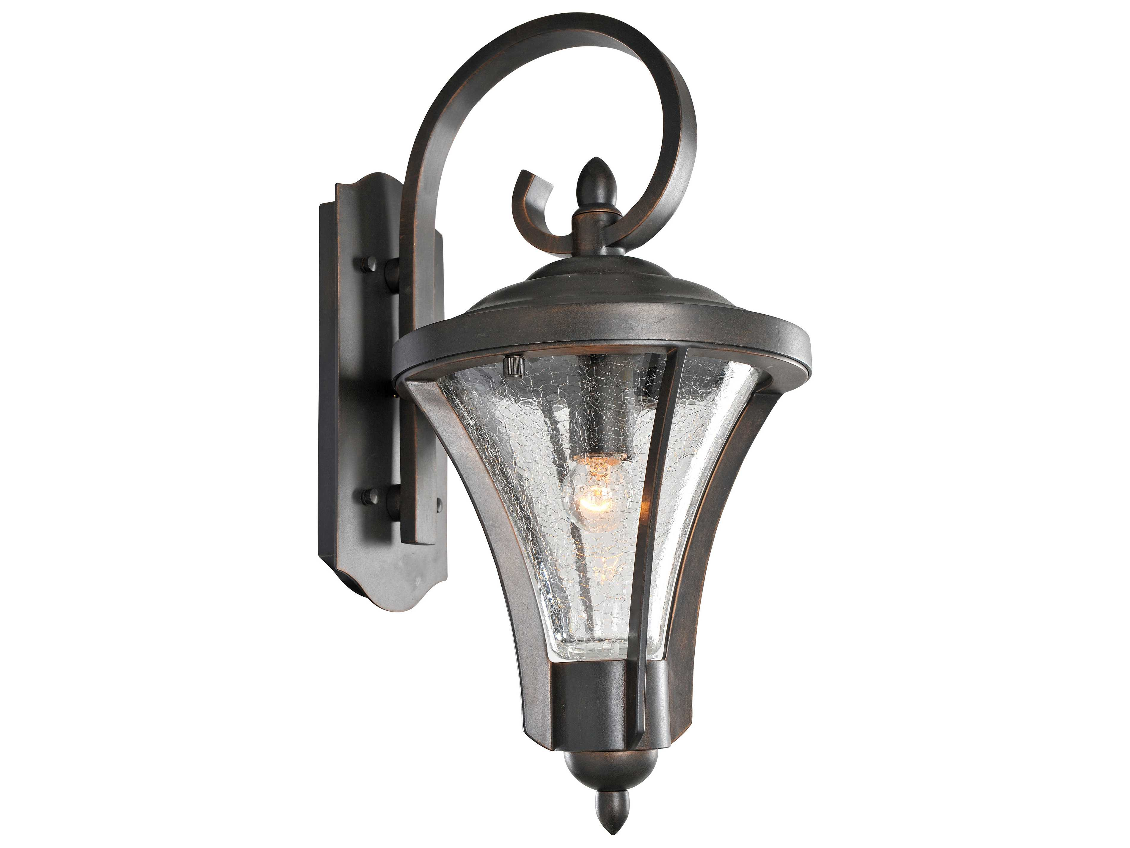 Kalco Lighting Lincoln Antique Copper Wall Sconce KA400720
