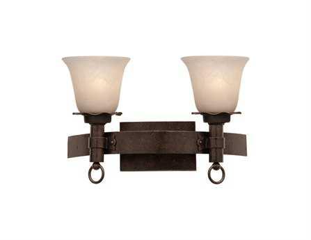 Kalco Lighting Americana Two-Light Vanity Light
