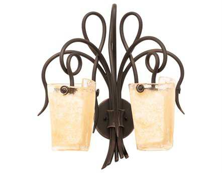 Kalco Lighting Tribecca Two-Light Wall Sconce