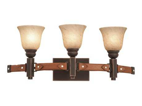 Kalco Lighting Rodeo Drive Three-Light Vanity Light