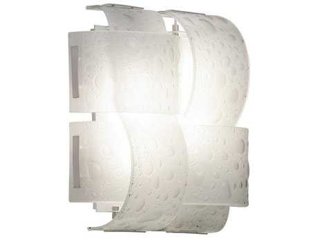 Kalco Lighting Cirrus Satin Nickel Two-Light ADA Wall Sconce