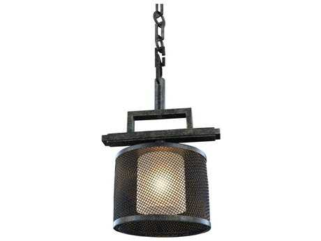 Kalco Lighting Stanley Volcano Bronze Mini-Pendant