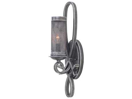 Kalco Lighting Delancy Vintage Iron Vanity Light