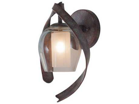 Kalco Lighting Solana Oxidized Copper Vanity Light